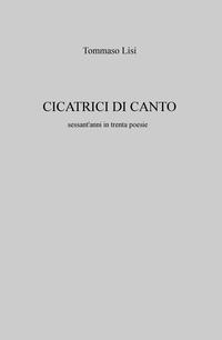 CICATRICI DI CANTO