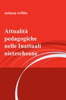 copertina Attualità pedagogiche nelle ...