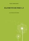 copertina ELEMENTI DI FISICA 3