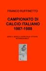 copertina CAMPIONATO DI CALCIO ITALIANO...