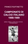 CAMPIONATO DI CALCIO ITALIANO 1988-1989