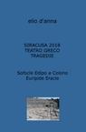copertina Siracusa 2018 Teatro Greco...