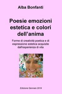 Poesie emozioni estetica e colori dell'anima
