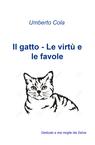copertina Il gatto – Le virtù e le fa...
