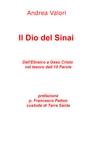 copertina Il Dio del Sinai
