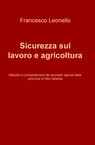 copertina Sicurezza sul lavoro e agricoltura