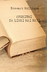 copertina Aforismi da libri mai nati