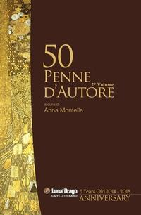 50 Penne d'Autore – 2° volume