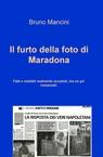 copertina Il furto della foto di Maradona