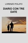 copertina DIARIO CON TRE DATE
