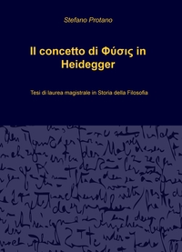 Il concetto di Φύσις in Heidegger