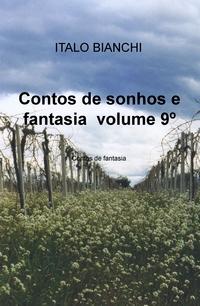 Contos de sonhos e fantasia volume 9º