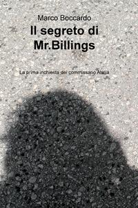 Il segreto di Mr.Billings