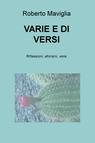 copertina VARIE E DI VERSI