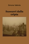 copertina Sussurri dalla cripta
