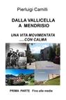 copertina DALLA VALLICELLA A MENDRISIO