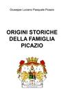 copertina ORIGINI STORICHE DELLA FAMIGLIA...
