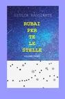 copertina RUBAI PER TE LE STELLE