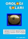 copertina Orologi Solari n. 18