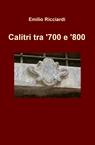 copertina Calitri tra '700 e '800