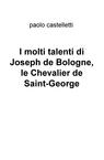 copertina I molti talenti di Joseph...