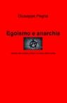 copertina Egoismo e anarchia