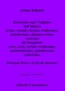 Dissertatio cum l'Alighieri dell'Inferno… –Vol...