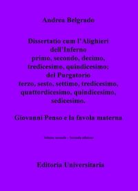 Dissertatio cum l'Alighieri dell'Inferno… –Volume secondo