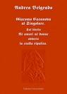copertina GIACOMO CASANOVA AL SINGOLARE....
