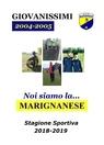 copertina NOI SIAMO LA… MARIGNANESE