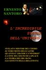copertina L'INCREDIBILE STORIA DELL'UNIVERSO