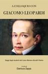copertina A Colloquio con Giacomo Leopardi
