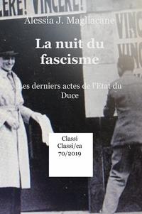 La nuit du fascisme