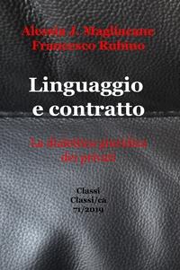 Linguaggio e contratto