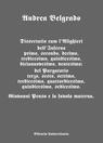 copertina Dissertatio cum l'Alighieri d...