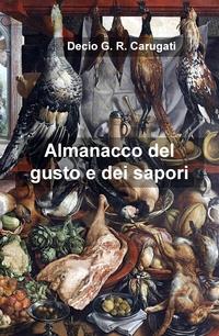 Almanacco del gusto e dei sapori