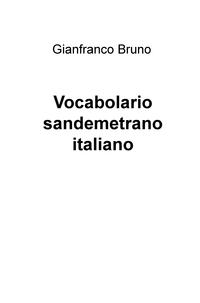 Vocabolario sandemetrano italiano