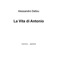 La Vita di Antonio