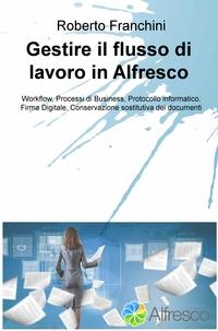 Gestire il flusso di lavoro in Alfresco