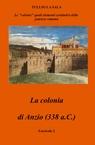 copertina La coloni adi Anzio (338 a.c.)