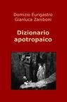 copertina Dizionario apotropaico