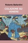 copertina di COLAZIONE SU VENERE