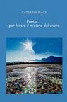 copertina di Poetar…per forare il mistero d...