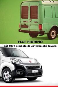 Fiat Fiorino – dal 1977 simbolo di un'Italia che lavora