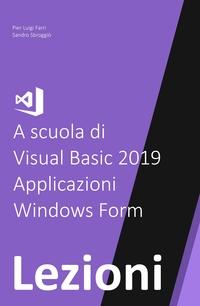 Applicazioni Windows Form Lezioni