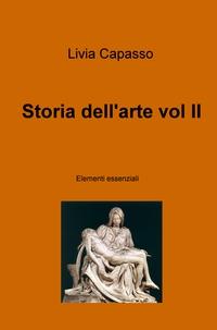 Storia dell'arte vol II