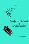 copertina di Quaderno di strofe a briglie...