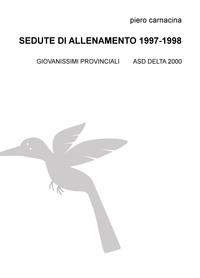 SEDUTE DI ALLENAMENTO 1997-1998
