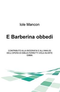 E Barberina obbedì