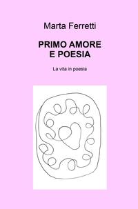 PRIMO AMORE E POESIA
